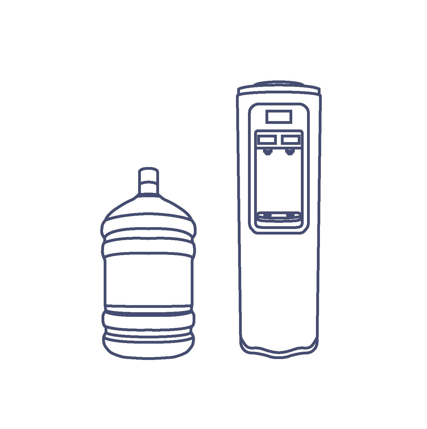 飲水機加桶裝水
